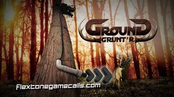 Flextone Ground Grunt'r TV Spot, 'News Flash' - Thumbnail 10