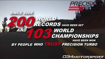 Precision Turbo and Engine TV Spot, 'Champions & Record Holders' - Thumbnail 2