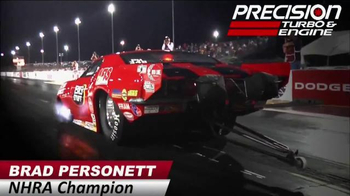 Precision Turbo and Engine TV Spot, 'Champions & Record Holders' - Thumbnail 3