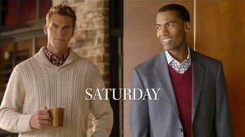 JoS. A. Bank 70% Off Most Items TV Spot, 'Stock Up on Pants, Ties and More' - Thumbnail 10