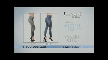 Slim Jeggings TV Spot, 'Most Comfortable Jeans' - Thumbnail 8