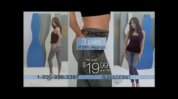 Slim Jeggings TV Spot, 'Most Comfortable Jeans' - Thumbnail 9
