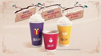 McDonald's McCafé White Chocolate TV Spot [Spanish] - Thumbnail 10