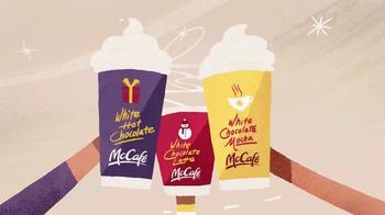 McDonald's McCafé White Chocolate TV Spot [Spanish] - Thumbnail 5