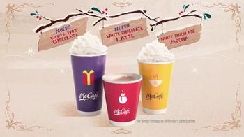 McDonald's McCafé White Chocolate TV Spot [Spanish] - Thumbnail 9