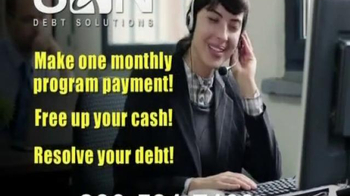 S&N Debt Solutions TV Spot, 'Resolve Your Debt' - Thumbnail 10