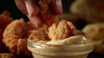 Popeyes Buttermilk Biscuit Butterfly Shrimp TV Spot, 'Amazing Flavors' - Thumbnail 8