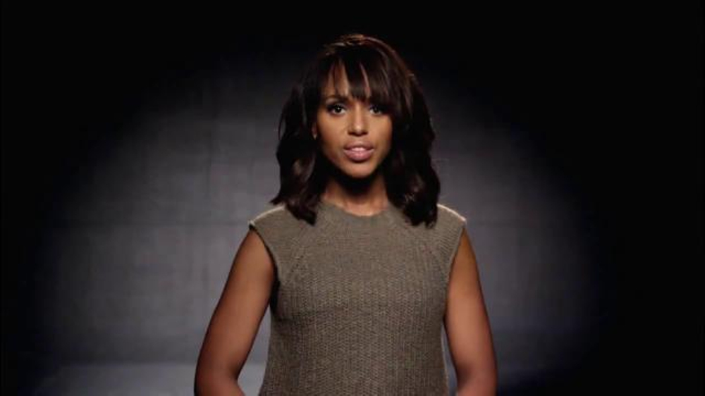 Purple Purse TV Commercial, 'Invisible Bruises' Featuring Kerry Washington