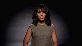 Purple Purse TV Spot, 'Invisible Bruises' Featuring Kerry Washington - 64 commercial airings