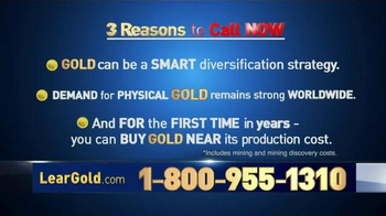 Lear Capital Gold TV Spot, 'The Wait is Over' - Thumbnail 4