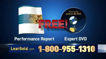 Lear Capital Gold TV Spot, 'The Wait is Over' - Thumbnail 6
