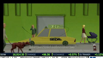 Financial Select Sector SPDR Fund TV Spot, 'Over 75 Financial Stocks'