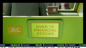 Financial Select Sector SPDR Fund TV Spot, 'Over 75 Financial Stocks' - Thumbnail 5