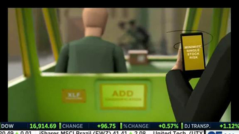 Financial Select Sector SPDR Fund TV Spot, 'Over 75 Financial Stocks' - Thumbnail 6