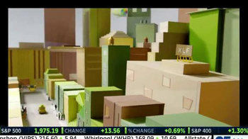 Financial Select Sector SPDR Fund TV Spot, 'Over 75 Financial Stocks' - Thumbnail 9