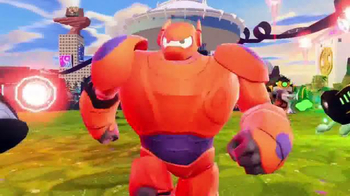 Disney Infinity: Toy Box Starter Pack TV Spot, 'Imagine' Song by Aerosmith - Thumbnail 2
