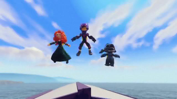 Disney Infinity: Toy Box Starter Pack TV Spot, 'Imagine' Song by Aerosmith - Thumbnail 7