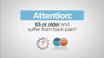 VertaLoc TV Spot, 'Back Pain' - Thumbnail 1
