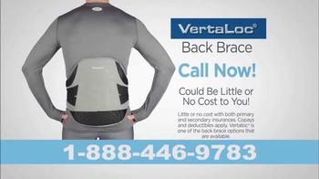VertaLoc TV Spot, 'Back Pain'
