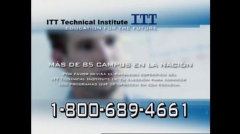 ITT Technical Institute TV Spot, 'Wilfredo Siliezar' [Spanish] - Thumbnail 10