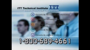 ITT Technical Institute TV Spot, 'Wilfredo Siliezar' [Spanish] - Thumbnail 8