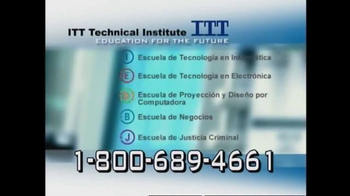 ITT Technical Institute TV Spot, 'Wilfredo Siliezar' [Spanish] - Thumbnail 9