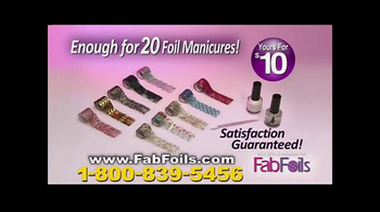FabFoils TV Spot - Thumbnail 10