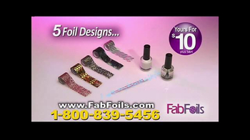 FabFoils TV Spot - Thumbnail 9