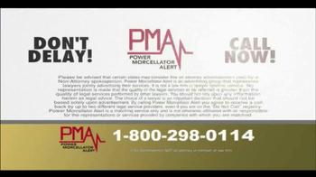Power Morcellator Alert TV Spot, 'Call PMA Now' - Thumbnail 10