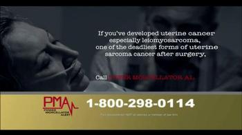 Power Morcellator Alert TV Spot, 'Call PMA Now' - Thumbnail 9