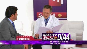 Silka TV Spot, 'Reality Silka: Día Cuatro' Con Jorge van Rankin [Spanish]