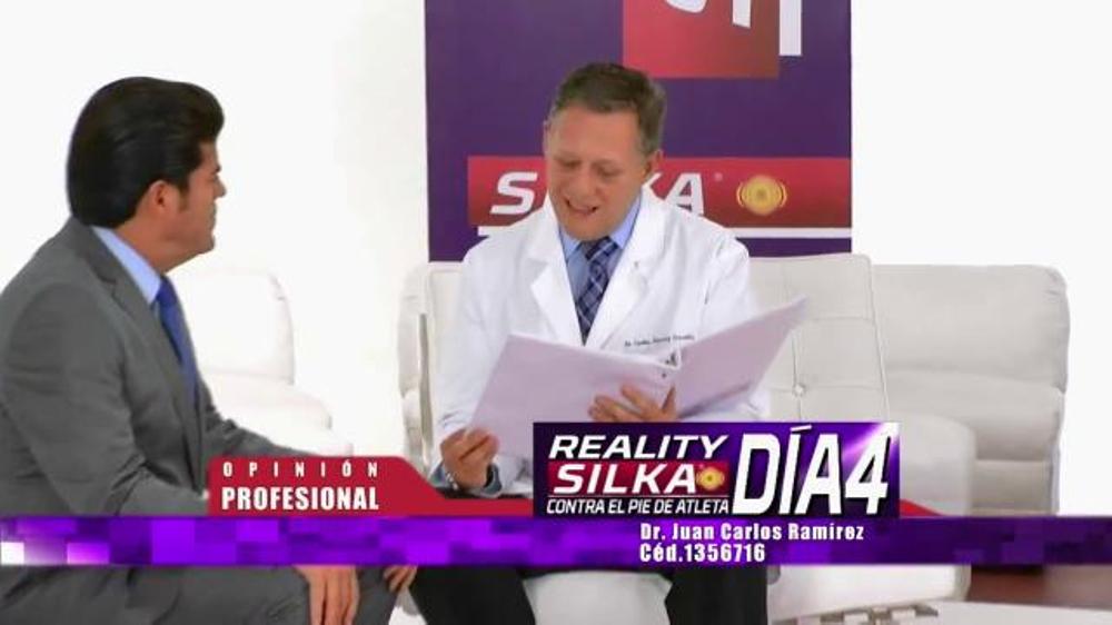 Silka TV Commercial, 'Reality Silka: D??a Cuatro' Con Jorge van Rank