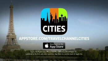 Travel Channel Cities App TV Spot, 'Explore Great Cities' - Thumbnail 9
