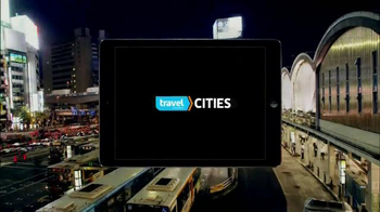 Travel Channel Cities App TV Spot, 'Explore Great Cities' - Thumbnail 1