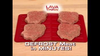 Lava Thaw TV Spot