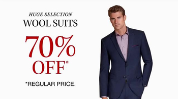 JoS. A. Bank TV Spot, 'October: 70% Off Wool Suits' - Thumbnail 3