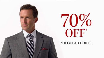 JoS. A. Bank TV Spot, 'October: 70% Off Wool Suits' - Thumbnail 7