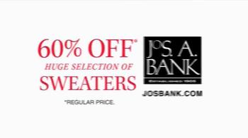 JoS. A. Bank TV Spot, 'October: 60% Off Sweaters' - Thumbnail 10