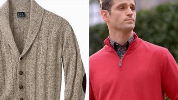 JoS. A. Bank TV Spot, 'October: 60% Off Sweaters' - Thumbnail 4