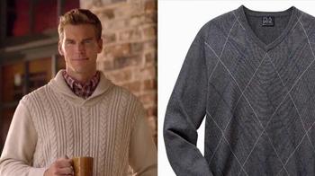 JoS. A. Bank TV Spot, 'October: 60% Off Sweaters' - Thumbnail 5
