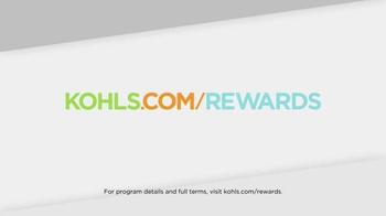 Kohl's Great Big Weekend Sale TV Spot, 'Stylish Savings' - Thumbnail 10
