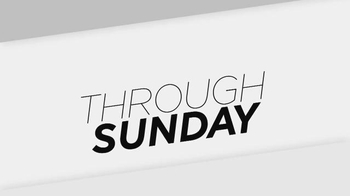 Kohl's Great Big Weekend Sale TV Spot, 'Stylish Savings' - Thumbnail 8