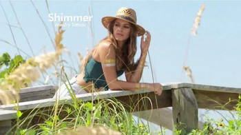 Shimmer Jewelry Tattoos TV Spot, 'All New' - Thumbnail 5