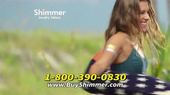 Shimmer Jewelry Tattoos TV Spot, 'All New' - Thumbnail 9