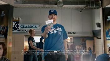 Mastercard TV Spot, 'Surprise Fans' Feat. George Brett - Thumbnail 4