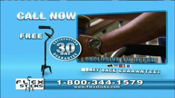 FlexSTICKS TV Spot, 'Stay Active' - Thumbnail 10