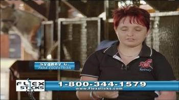 FlexSTICKS TV Spot, 'Stay Active' - Thumbnail 7