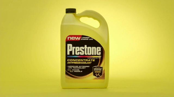 Prestone Concentrate Anitfreeze/Coolant TV Spot, 'Just Saying' - Thumbnail 1