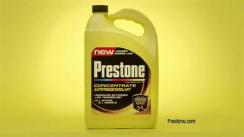 Prestone Concentrate Anitfreeze/Coolant TV Spot, 'Just Saying' - Thumbnail 10