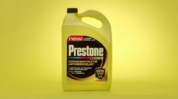 Prestone Concentrate Anitfreeze/Coolant TV Spot, 'Just Saying' - Thumbnail 2